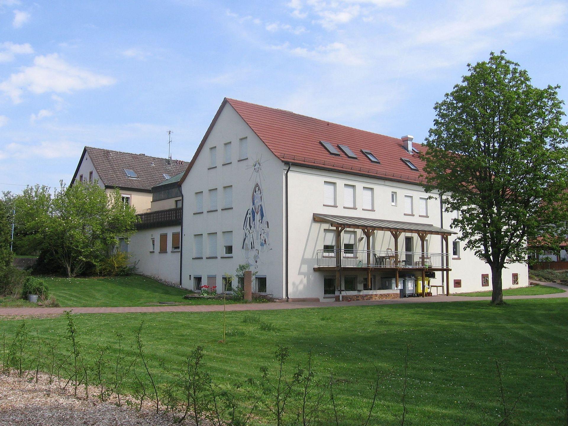 Haus Miriam Schöllkrippen